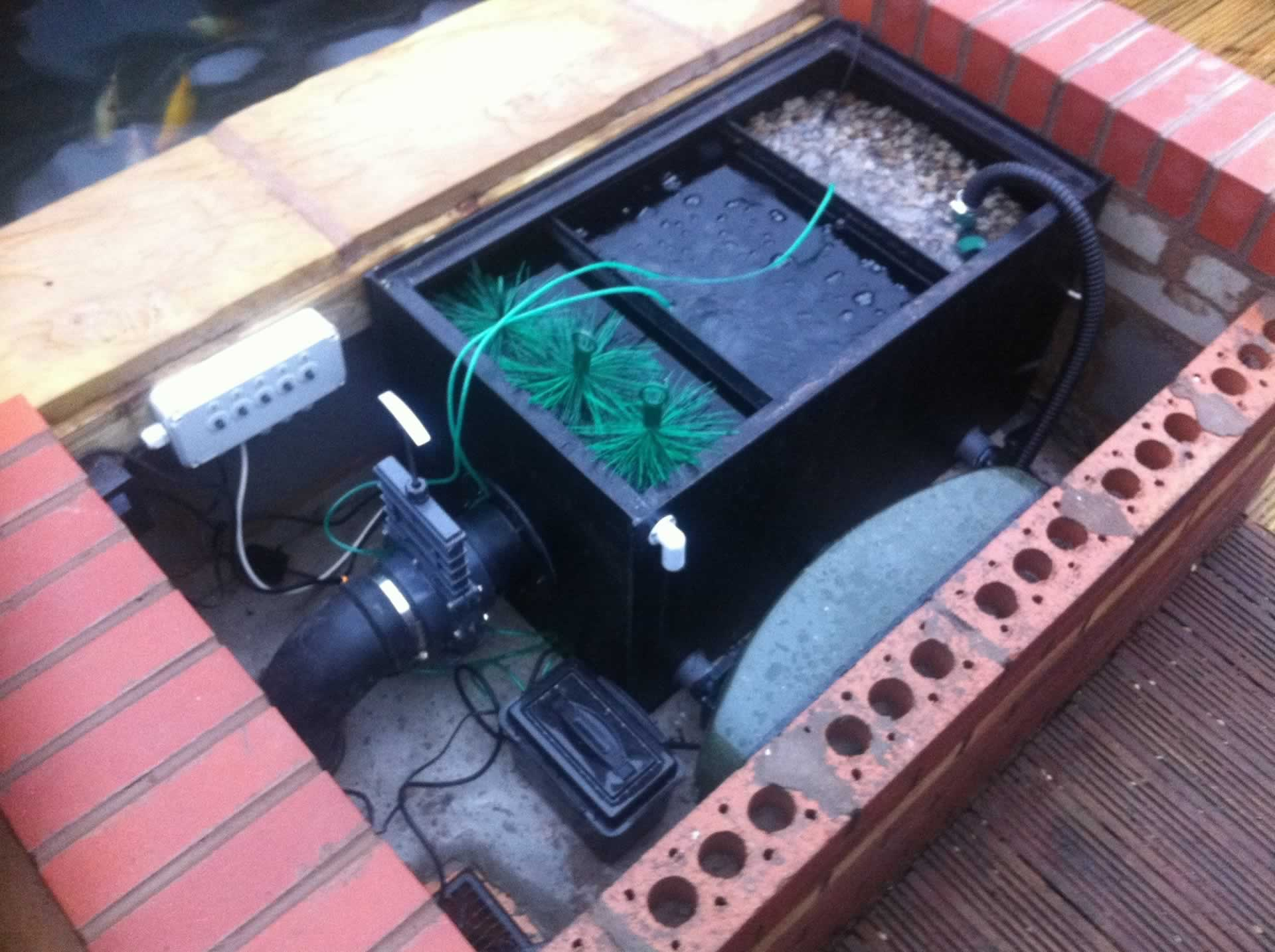 Pond Filtration Pump Cleaning Amp Maintenance Perfect Ponds