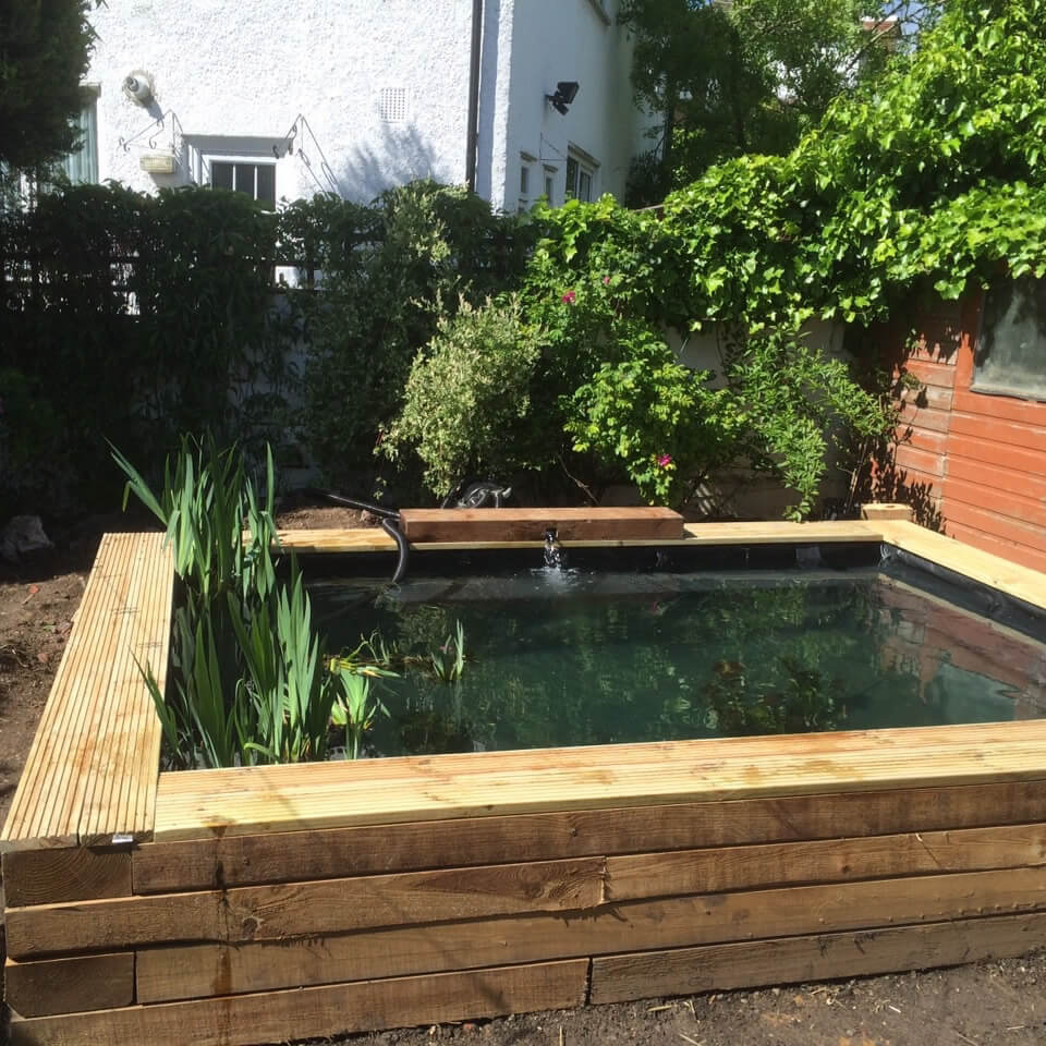 Garden Ponds Water Features Client Gallery Perfect Ponds